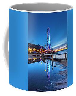 Great Seattle Wheel Coffee Mug