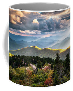 Great Smoky Mountains National Park - The Ridge Coffee Mug