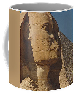Great Sphinx Of Giza Coffee Mug