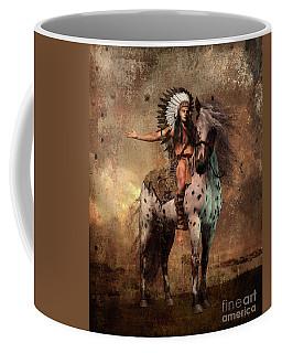 Great Spirit Chief Coffee Mug