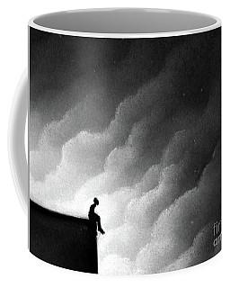 Great Strength Through Silence Coffee Mug