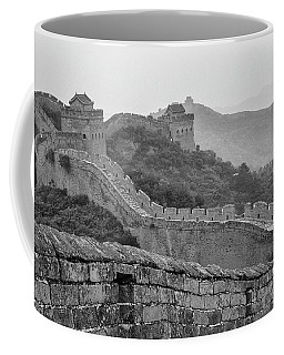 Great Wall 7, Jinshanling, 2016 Coffee Mug by Hitendra SINKAR