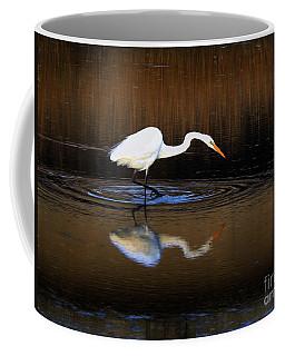 Great White Egret IIi Coffee Mug