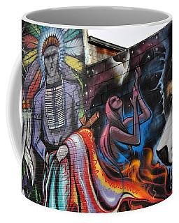 Great Wolf Wall Coffee Mug
