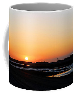 Greater Prudhoe Bay Sunrise Coffee Mug