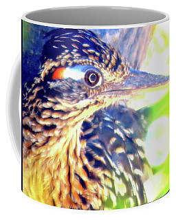 Greater Roadrunner Portrait 2 Coffee Mug