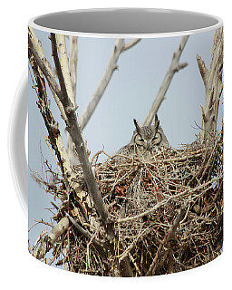 Greathornedowl3 Coffee Mug