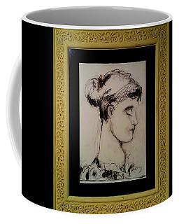 Greek Girl Coffee Mug