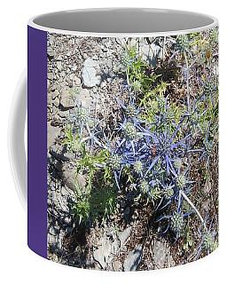 Greek Spiky Plant Coffee Mug