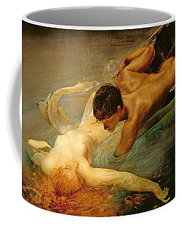 Green Abyss Coffee Mug