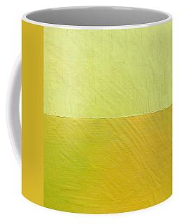Green And Greenish Coffee Mug