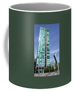 Green Apartments Coffee Mug