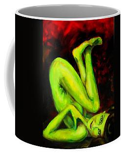 Green Apple Turnover Coffee Mug