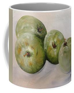 Green Apples Coffee Mug