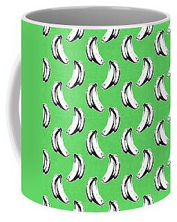 Green Bananas- Art By Linda Woods Coffee Mug