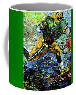 Green Bay Packers Coffee Mug by Walter Fahmy