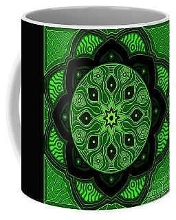 Green Beauty Coffee Mug