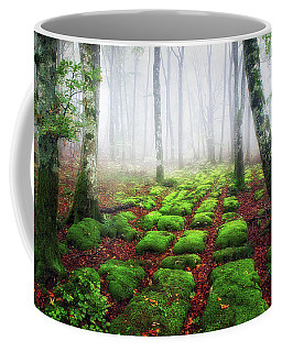 Green Brick Road Coffee Mug