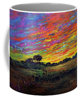 Green Darkness Coffee Mug