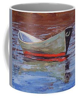 Green Dory Coffee Mug