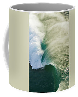 Green Envelope Coffee Mug