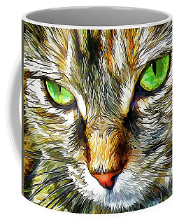 Green-eyed Monster Coffee Mug