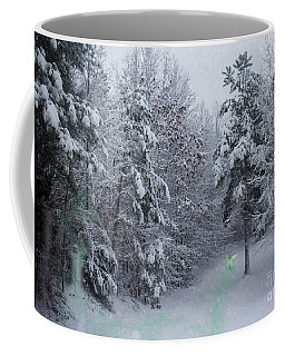Green Fairy Princess Coffee Mug