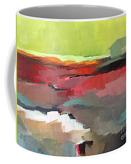 Green Flash Coffee Mug