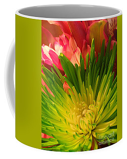 Green Focus Coffee Mug