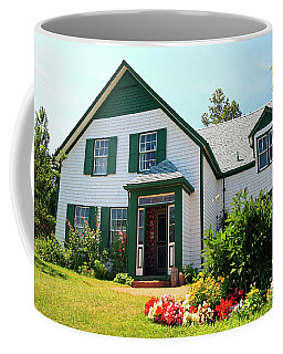 Green Gables House, Cavendish, P.e.i Coffee Mug