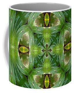 Green Glow Coffee Mug