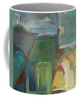 Green Green Grass Of Home Coffee Mug
