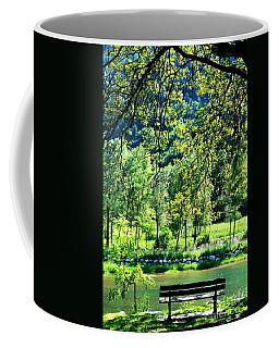 Green Heaven Coffee Mug