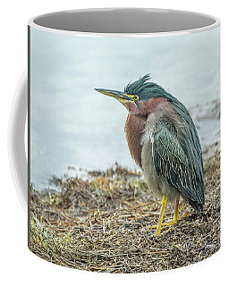 Green Heron 1340 Coffee Mug
