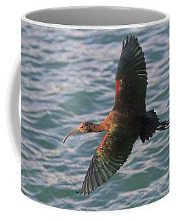 Green Ibis 6 Coffee Mug
