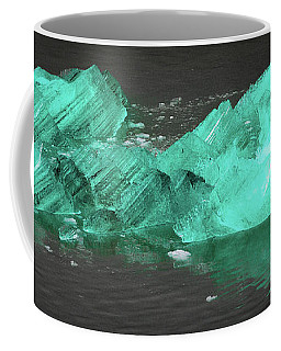 Green Iceberg Coffee Mug