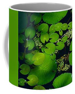 Green Islands Coffee Mug