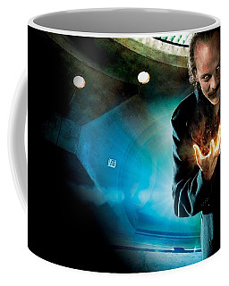 Green Lantern Coffee Mug