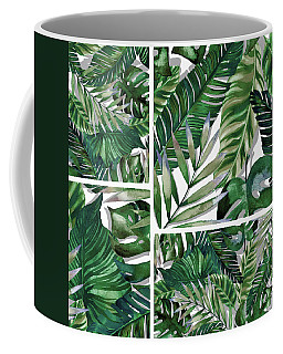 Green Life Coffee Mug
