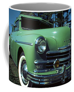 American Limousine 1957 Coffee Mug