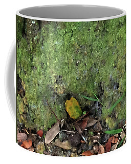 Green Man Spirit Photo Coffee Mug
