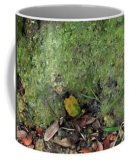 Green Man Spirit Photo Coffee Mug