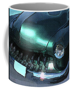 Green Mercury Custom Coffee Mug