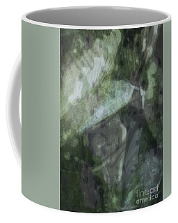 Coffee Mug featuring the photograph Green Mist by Kathie Chicoine