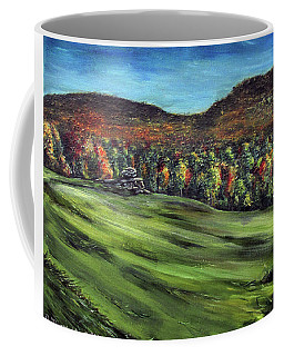 Green Mountain Retreat Coffee Mug
