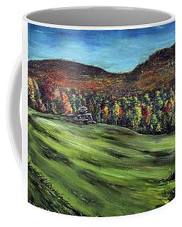 Green Mountain Retreat Coffee Mug