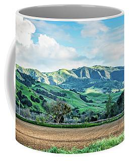 Green Mountains Coffee Mug