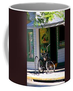 Green Parrot Bar Key West Coffee Mug