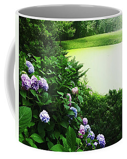Green Pond Coffee Mug