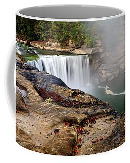 Green River Falls Coffee Mug